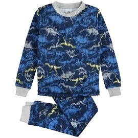 PETIT LEM- Pyjama bleu dinosaures