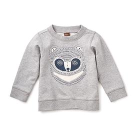 TEA-Sweatshirt Haiiro Popover
