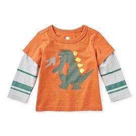 TEA COLLECTION- T-shirt 'Bebi Grrr'