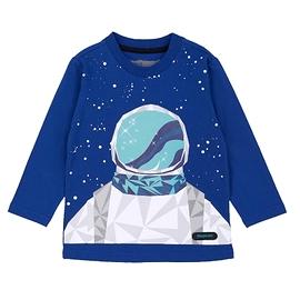 DEUX PAR DEUX- T-shirt manches longues astronaute