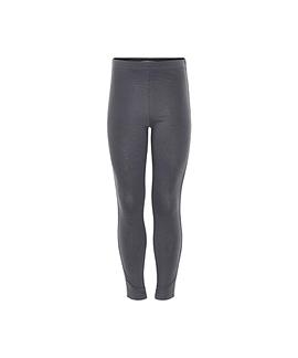 MINYMO- Legging gris argenté
