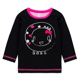 DEUX PAR DEUX- T-shirt 'Little Monstress'