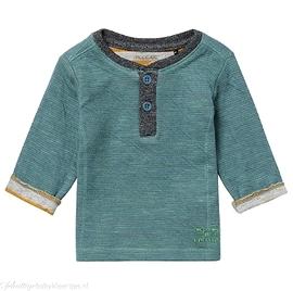 NOPPIES- T-shirt manches longues 'Borger' .