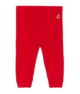 PETIT BATEAU- Legging rouge