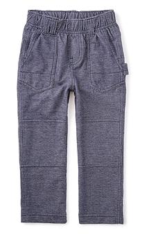 TEA COLLECTION- Pantalon Denim Bleu