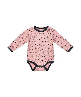 MINYMO- Cache-couche rose étoiles