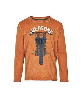 MINYMO- T-shirt manches longues 'Treasure Hunt'