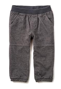 TEA COLLECTION- Pantalon Denim gris