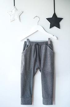 COKLUCH MINI - Pantalon '' Mouflon'' muscade.