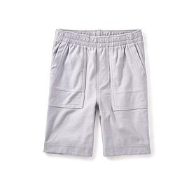 TEA COLLECTION - Short ''Knit Playwear'' Gris