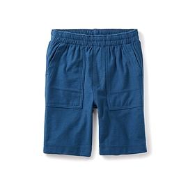 TEA COLLECTION - Short marine ''Knit Playwear''