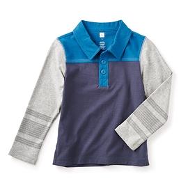 TEA COLLECTION- T-shirt manches longues 'Kioshi'