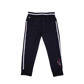 NANO- Pantalon de jogging confortable avec bandes contrastantes sur les côtés