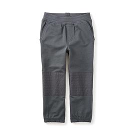 TEA COLLECTION- Pantalon 'French Terry Moto'