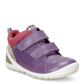 ECCO - Chaussures de cuir 'Biom Grape/Raspberry'