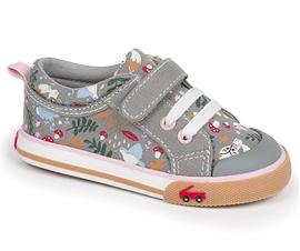SEE KAI RUN- Chaussures 'Kristin' animaux de la forêt