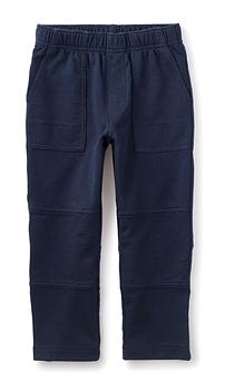 TEA COLLECTION - Pantalon marine souple