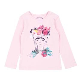 DEUX PAR DEUX- T-shirt rose 'Ballad'