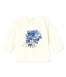 PETIT BATEAU- T-shirt manches longues