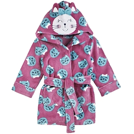 PETIT LEM- Robe de chambre capuchon