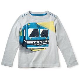 TEA COLLECTION- T-shirt manches longues 'Reesha'