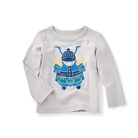 TEA COLLECTION- T-shirt 'Little Samurai'