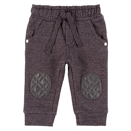 BOBOLI- Pantalon molleton gris