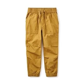 TEA COLLECTION- Pantalon de toile