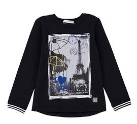 DEUX PAR DEUX- T-shirt Paris