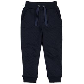 PETIT LEM- Pantalon tricot marine