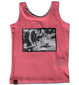 L&P- Camisole rose 'Maui'