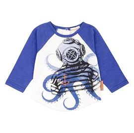 DEUX PAR DEUX - T-shirt scaphandre