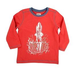 HATLEY - T-shirt à manches longue 'Blast Off'