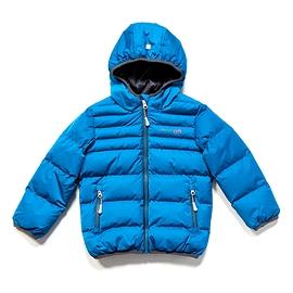 NANӦ - Manteau automne/printemps matelassé bleu