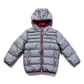 NANӦ - Manteau automne/printemps matelassé gris