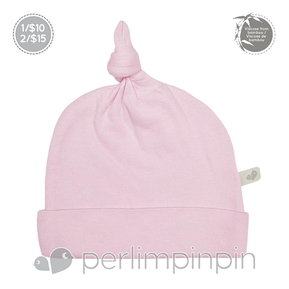 a57bdc0ad86 Perlimpinpin- Bamboo hat - Pink
