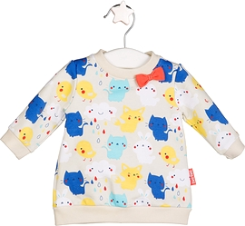 TUCTUC- robe Chat-