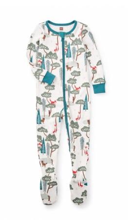 TEA COLLECTION- Pyjama 'Yoisho' avec pieds