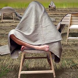 La chaise de méditation