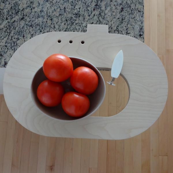 RIVAGE, tablette d'appoint et extension de surfaces