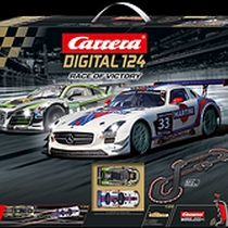 23621 - Carrera - Race of Victory Set, Digital 124 w/Wireless