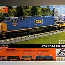 MTH - 30-4233-1 - CSX  Diesel marchandises (son)