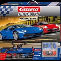 30187 - Carrera - Digital 132 Racing Spirit Set w/Wireless