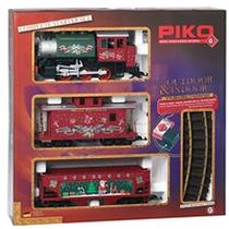 PIKO - 38105 - Train Noël Vapeur