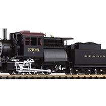 PIKO - 38244 - READING Camelback Locomotive + Son & Fumée