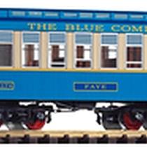 38621 - Blue Comet Coach #2
