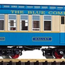 38622 - Blue Comet Combine