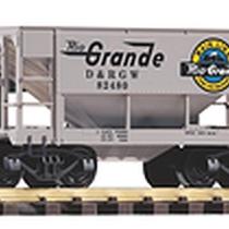 38824 - D&RGW Ore Car