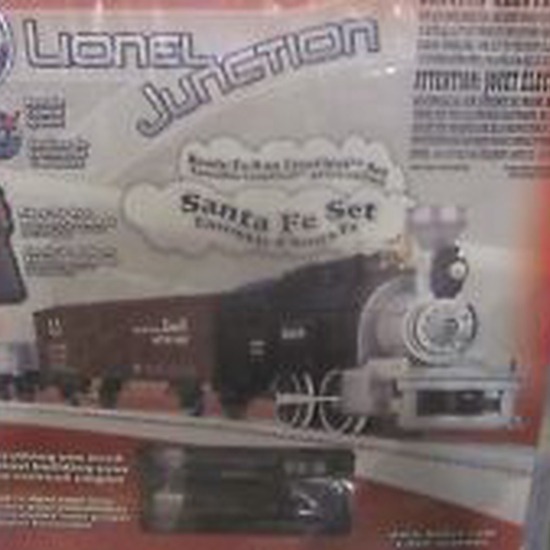 Lionel - 6-83266 - Santa Fe Junction