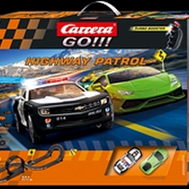 Carrera - 62371 - GO  Highway Patrol